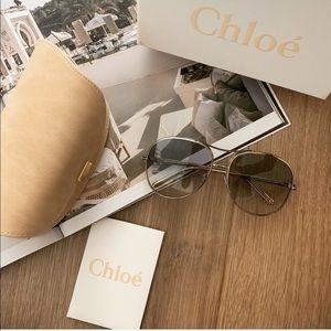 Chloe Nola Sunglasses